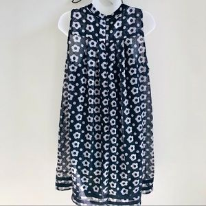 Nina Leonard Dresses - NINA LEONARD Sleeveless Trapeze Dress XL